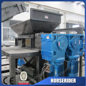 Plastic Shredder Machine for Cardboard / Paper / Metal / Wood pictures & photos
