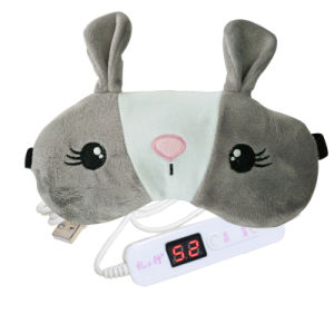Stocked Bunny USB Heated Eye Pillow pictures & photos