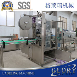 Automatic Mineral Water Jar Bottle Shrink Sleeve Labelling Machine pictures & photos