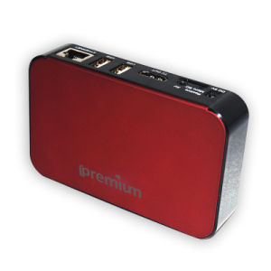 Android 4.4 IPTV Box with WiFi Built-in Quad Core pictures & photos