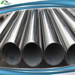 Ss 201/304 Round Stainless Steel Tube for Decorated Tube pictures & photos
