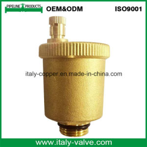 High Quanlity Brass Radiator Automatic Air Vent Valve (IC-3001) pictures & photos