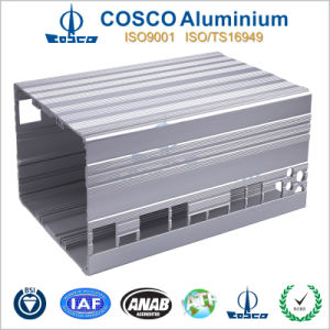 Customized Aluminium/Aluminum Housing Enclosure with Precise Machining and Anodizing pictures & photos