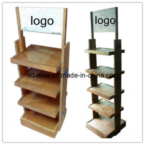 (MDF-010) MDF Wooden Display Stands, Exhibition Stand, Advertising Stand pictures & photos