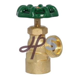 Brass Boiler Valves with Two Outlet pictures & photos
