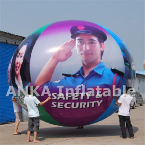 Inflatable PVC Gaint Helium Balloon for Advertising pictures & photos