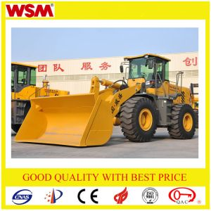 Ce Approval Construction Wheel Loader with Good Engine pictures & photos