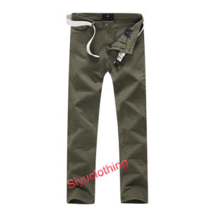 Men′s Casual Chino Fashion Long Trousers Pants (P-1507) pictures & photos