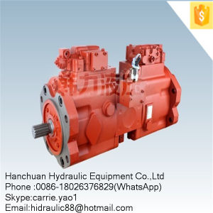 Hydraulic Main Pump K3V180 for Doosan China Manufacturer pictures & photos