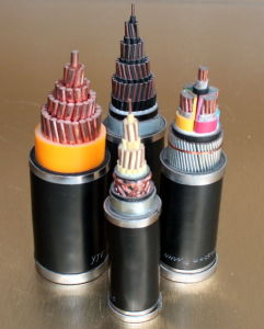 Copper PVC (XLPE) Insulated PVC Sheathed Control Cable