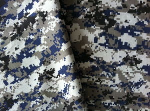 Polyester 65%/Cotton35% Ripstop Camouflage Fabric for Uniform! pictures & photos
