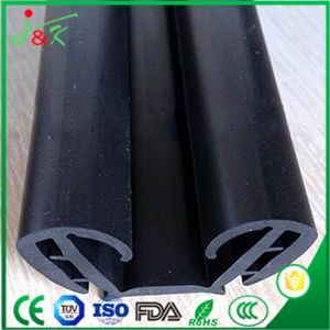 White Silicone Rubber Extrusion Profile for Construction and Auto pictures & photos