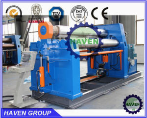 W12S-8X3200 4 Roller Steel Plate Rolling and Bending Machine pictures & photos