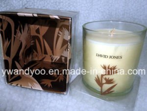 David Jones Scented Glass Candle pictures & photos