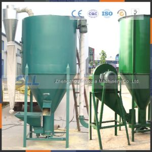 Supply Chinese Rabbit Feed Equipment Feed Mixer Machinery pictures & photos
