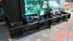 Cummins 4-Stroke Diesel Engine ATS Diesel Portable Generator 300kw pictures & photos