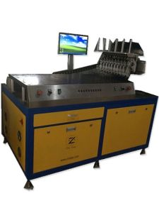 Single Plate Embedded Wire Machine pictures & photos