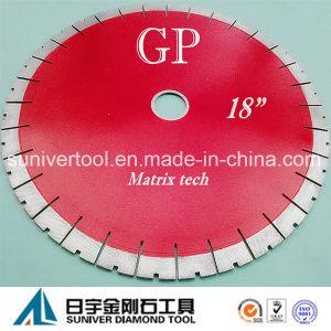 """Gp 18""""*25mm Diamond Cutting Discs, Diamond Blades for Granite, Quartzite pictures & photos"""