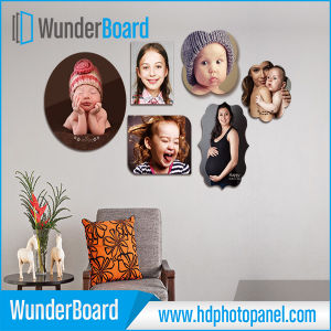 Sublimation High Definition HD Aluminum Photo Panels pictures & photos