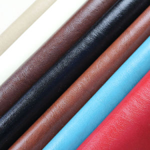 High Quality and Eco-Friendly Waterproof and Eco-Friendly PU Leather pictures & photos