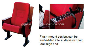 Gonsin Conference Unit for Auditorium Chair pictures & photos