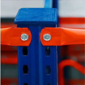 ISO Approved Heavy Duty Warehouse Rack for Industrial Warehouse pictures & photos