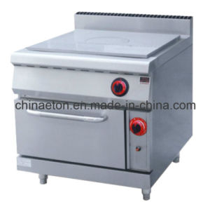 Gas Bain Marie with Cabinet ET-TB pictures & photos