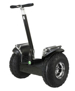 2015 Fashion Vehicle Two Wheels Golf Car 19 Inches Dual Wheels Standing Self Balancing Vehicle Scooter Electric Scooter