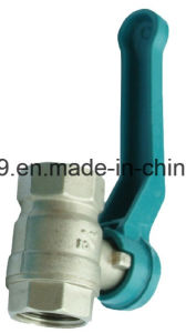 High Quality Forged Brass Ball Valve pictures & photos