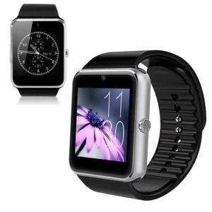 Gt08 Bluetooth Smart Watch GSM Quadband Wrist Watch Phone pictures & photos