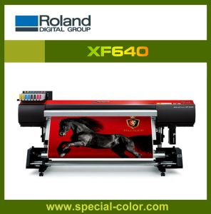 Roland Xf640 Double Dx7 Head Eco Solvent Printer pictures & photos