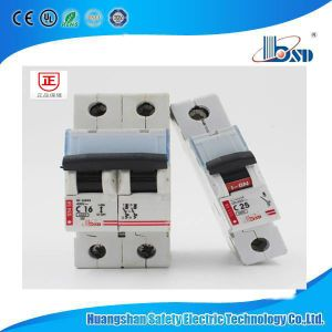 MCB (Mini Circuit Breaker,) High Breaking Capacity, Made in China pictures & photos