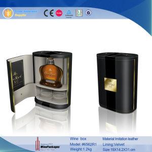 Luxury Decorative Wooden Wine Box, Custom Xo Wine Box for Wholesale pictures & photos