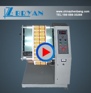 Automatic Label Inspection Machine (ZBI-320) pictures & photos