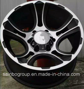 4*4 Wheels; 17-20inch SUV Car Alloy Wheel Rims pictures & photos