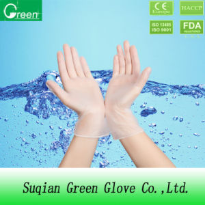 Best Selling Products Medical Vinyl Glove for Hospital pictures & photos