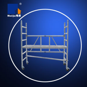 Aluminum Foldable Scaffold 1.8m Long pictures & photos