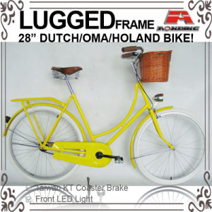 28 Inch Coaster Brake Dutch Bike for Lady (AYS-2828S-6) pictures & photos