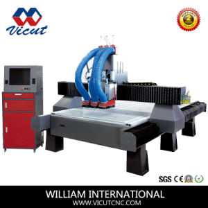 Multi-Spindle CNC Wood Engraving Router Machine CNC Router (VCT-1325ASC3) pictures & photos