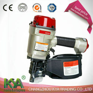 Cn70 Pneumatic Wire Collated Coil Nailer pictures & photos
