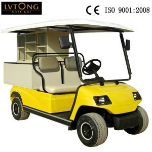 White Hotel Electric Food Delivery Cars pictures & photos