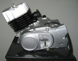 Motorcycle Engine Assembly for Suzuki Ax100 Jincheng Ax100 pictures & photos