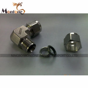 Jic Male Adapter/Jic Thread Adapter/Hydraulic Male Adapter pictures & photos