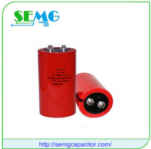 Quick Offer 10000UF 250V Screw Terminal Aluminum Electrolytic Capacitors pictures & photos