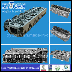 Cylinder Head and Cylinder Head Assembly for Mitsubishi Toyota Isuzu Nissan Mazda Peugeot KIA) pictures & photos