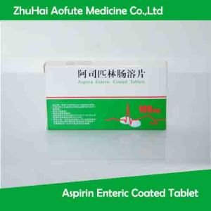 Aspirin Enteric Coated Tablet pictures & photos