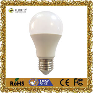 Aluminum Plastic LED Bulbs for Homes