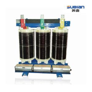 Sgb10-1600kVA/10kv 11kv H Level Insulation Three Phase Dry Type Power Transformer pictures & photos