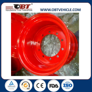 Truck Wheel 3PCS Tubeless Steel Wheel pictures & photos
