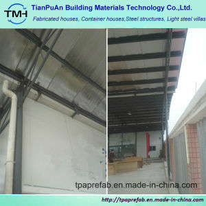 Low Cost Light Steel Parking Shed pictures & photos